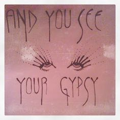 LilyGirl Jewelry: You See Your Gypsy