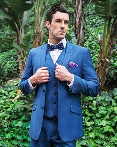 Wedding season is here! Find your look at Bachrach #suits #outdoorlook #gentlemen #dappergents #ootd #weddingsuit #onfleek #menfashion