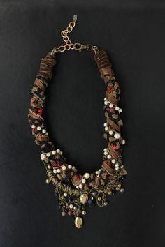 Anita Quansah: кулоны, подвески, колье в африканском стиле. - Ярмарка Мастеров - ручная работа, handmade