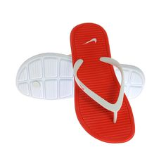 outlet store bbeaf 670ae Nike Solarsoft II Thong (488161-161)