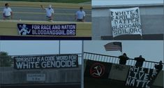 ADL: White supremacists are using banners to get their messages across — CNN https://apple.news/Ar-2nAV12QhSpFFKmj_mI9g