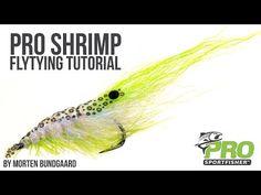 Tying a UV Shrimp Fly (Gammarus) by Davie McPhail - YouTube
