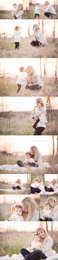 Cute mother/child shoot