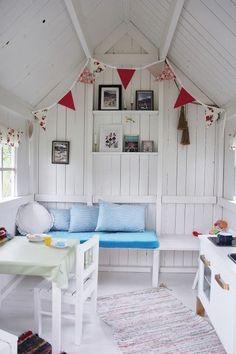 Mamma+i+Form:+Renoverad+och+pimpad+lekstuga+med+Ikea+barnkök