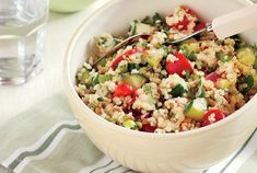 These quinoa salad recipes are guaranteed crowd pleasers and will ensure your contribution to the summer potluck is a total winner!