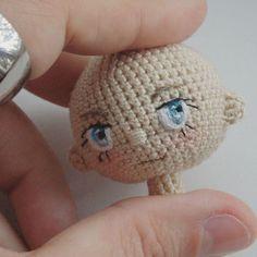 Удивительные вязанные куколки Юлии Барановой - Ярмарка Мастеров - ручная работа, handmade