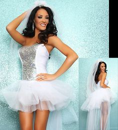 Sexy Bride Costumes for Women