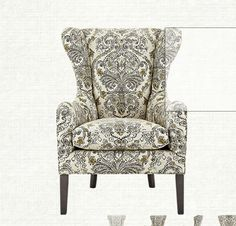 Pinot Dove Chair Would Love To Find This Fabric For My Chairs Nicole