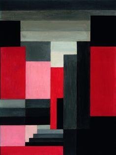 'Compositie nr. 25' (1925) by Jos Léonard