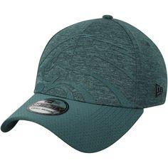 Philadelphia Eagles New Era Oversized Laser Cut Tonal 39THIRTY Flex Hat –  Green Laser Cutting 486762f53113
