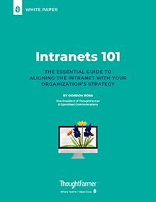 Intranets 101: A Practical Guide to Building an Intranet