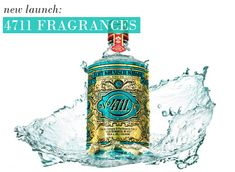 Just Launched: 4711 Fragances - Escentual's Beauty Buzz Pulse Points, After Shave, Body Spray, Shower Gel, Body Lotion, Deodorant, Essential Oils, Fragrance, Product Launch