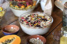 Sunrise oats