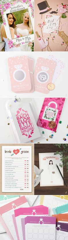 Unique Bridal Shower Gifts For Bride Kate Spade 57 Ideas For 2019 Bridal Shower Props, Bridal Shower Favors Diy, Bridal Shower Gifts For Bride, Bridal Shower Activities, Bridal Shower Rustic, Bride Gifts, Bridal Shower Invitations, Bridal Showers, Brunch