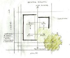 Qui Restaurant,Diagram