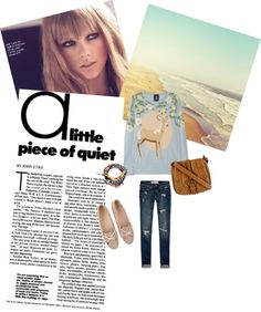 """Casual"" by fennyipt on Polyvore"