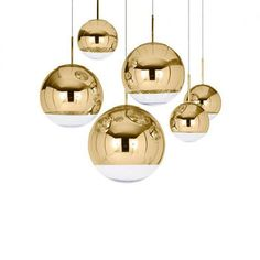 The Tom Dixon Mirror Ball Pendant takes a classic Tom Dixon icon - the space helmut - and reinterprets it for a modern design aesthetic. Created by exploding a thin layer of pure metal onto the internal surface of a polycarbonate globe, it can be used solo or in multiples to create a dramatic effect.