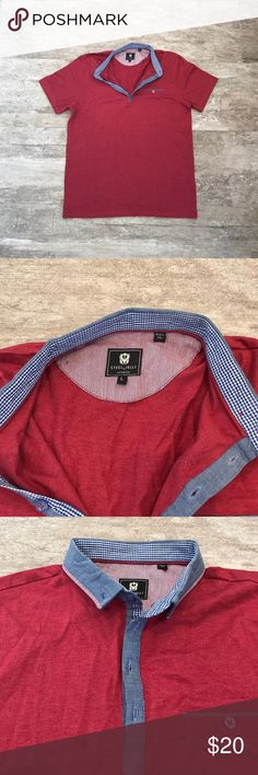 Steel & Jelly collared men's shirt Brand new, did not fit my boyfriend Steel & Jelly Shirts