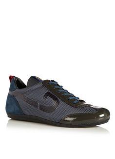 Coole Cruyff Sneaker Vicenzo (Grijs) Sneakers van het merk Cruyff voor Heren . Uitgevoerd in Meerdere kleuren gemaakt van Diverse materialen.