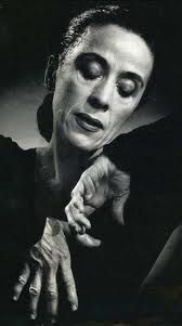 """'Age' is the acceptance of a term of years. But maturity is the glory of years.""  -- Martha Graham"