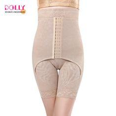 High Waist Shorts Without Bones Waist Training Panty With 3 Hooks Plus Size Body Shaper Plus Size Bodies, Waist Training, High Waisted Shorts, Hooks, Underwear, Sweatpants, App, Fashion, High Wasted Shorts