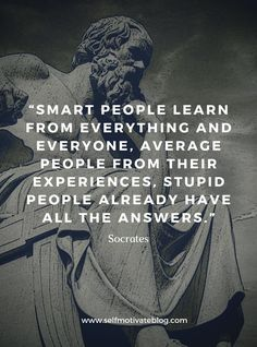 50 Famous Socrates Quotes on Wisdom, Life And Ethics – Self Motivate Source by tylerdourden Our Reader Score[Total: 0 Average: Related EXCLUSIVE Moving Forward Quotes to Keep Going - BayArt moving .celebrity quotes : Famous Quotes on - The Love Quotes Socrates Quotes, Wise Quotes, Quotable Quotes, Great Quotes, Words Quotes, Funny Quotes, Inspirational Quotes, Sayings, Famous Life Quotes