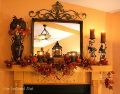 Fall Decor 2013 :: Hometalk