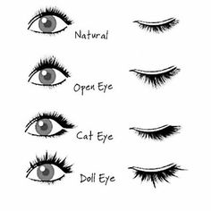 What's your favourite lash style?