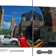 Transporter Reflection of NYC 1136