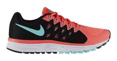 $99.99 - Nike Zoom Vomero 9 Sz 11.5 Womens Running Shoes Red New In Box #shoes #nike #2014