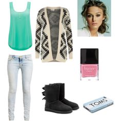 Polyvore created by myself