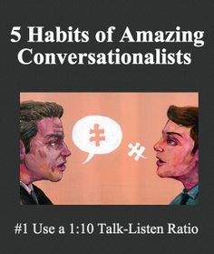 5 Tips for the Small Talk Impaired