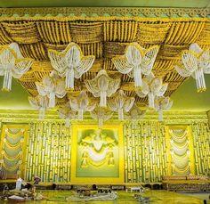 "Luxury Indian Weddings on Instagram: ""Magic. . Designed by @vedika_events . . Follow @luxuryindianwedding for #indianweddingdecor inspiration . Tag @luxuryindianwedding to get…"""