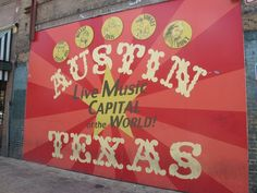 """A stop on 6th Street is on my list where you can feel the energy of a live show just about 24/7. Home to the most live music venues per capita nationwide, it's no wonder Austin's been dubbed """"the Live Music Capital of the World."""" I can only imagine how much fun this would be!"""