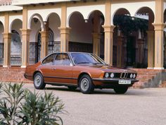 1976 BMW 630 CS! Dream car <3