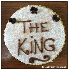 THE KING! :) Biscottificio Innocenti Roma Trastevere
