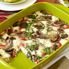 Celebrity chef Art Smith -- who has type 2 diabetes -- crafted this savory, veggie-packed frittata as a holiday side, but the low-carb breakfast recipe tastes delicious year-round.