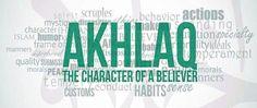 Definisi Akhlak Dalam Islam - http://www.seputarpendidikan.com/2017/03/definisi-akhlak-dalam-islam.html