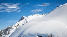 Kimmy Fasani. Arlberg, Austria. Photo: Adam Moran | TWSNOW.com