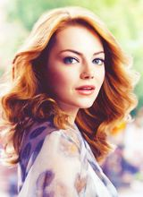 Emma Stone is flawless