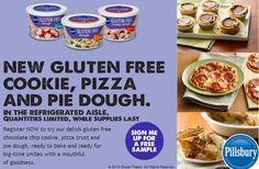 Free Pillsbury Gluten Free Product Sample