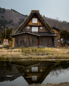 Shirakawago, UNESCO site in Japan, Kanazawa trip from Tokyo, must-visit cities in Japan, photogenic and charming towns in Japan - FOREVERVANNY Shirakawa Go, Hut House, When They Cry, Kanazawa, Most Beautiful Gardens, Main Attraction, Photo Diary, Weekend Trips, World Heritage Sites