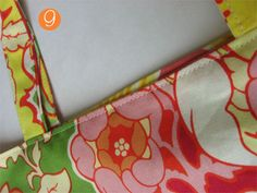 how to make a simple reversible tote tutorial