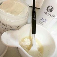 Who needs Botox?? Well not anymore to a fabulous face lift powder an face lift activator  head to my page www.facebook.com/KatsNUskinbeauty or message me to order yours today to have your younger looking skin for less Younger Skin, Younger Looking Skin, Face Skin, Face And Body, Nu Skin, Eyelash Grower, Instant Face Lift, Vitamins For Hair Growth, Spa Facial