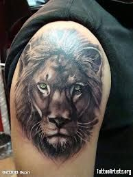 lion tattoo - Google Search