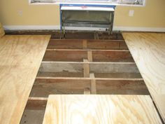 A Guide to Subfloors Used Under Wood Flooring