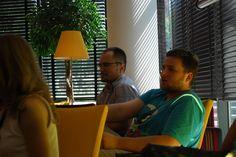 TechMine Coffee Katowice #1 #katowice #poland #barcamp #startup