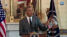 Obama Speech at the White House Mentorship and Leadership Graduation Cer...