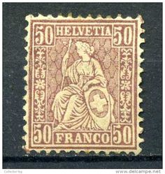 collector-bg sells an item for until Monday, 4 September 2017 at CEST in the Unused stamps category on Delcampe Rare Stamps, Vintage Stamps, Stamp Values, Mail Art, Stamp Collecting, Science And Nature, Switzerland, Ephemera, Britain