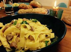 Tagliatelle with mushrooms and potatoes is a fast and simple recipe; however, the risk of falling in love with it is very high. The creaminess of potatoes combined with the softness of mushrooms is…